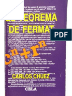 El Teorema de Fermat 1992