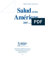 Salud Americas 2007 Vol 1