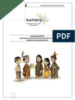 Trabajo de Guía Sunarp Ashaninca 2014