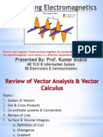 Chapter 1 Vector Analysis