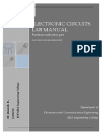 Electronic Circuits Lab Manual 13-12-11