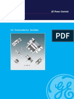 GE GS Semiconductor Fuselinks