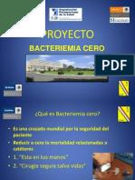 Bacteriemia Cero Spiker