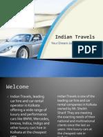 Luxury Car Hire in Kolkata