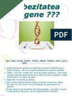 Obezitatea În Gene