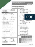 2014 - I - GUÍA N° 00 - Formulario fundamental