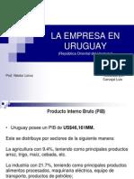 Empresa en Uruguay