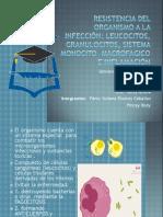 Leucositos e Inflamacion