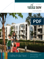 Vatika Now Jan - June 2014