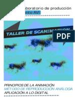 Taller Scanimation Animacion Analoga