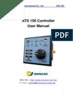 ATS 100 User Manual