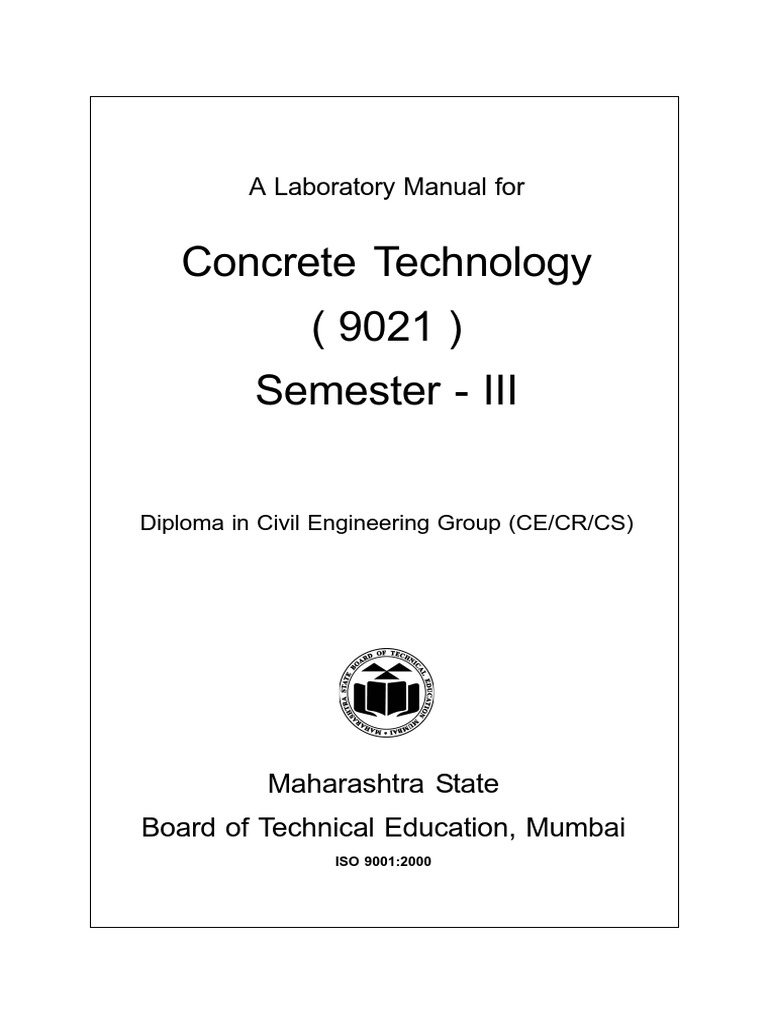 Lab manual for civil diploma digital electronics lab manual all experiments array msbte concrete lab manual 9021 concrete experiment rh scribd fandeluxe Images