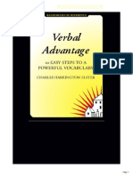 Verbal_Advantage__10 Easy Steps to a Powerful Vocabulary (Unabridged)