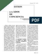 Gonzalez de Rivera, J.L. - Sugestión y Estados de Conciencia