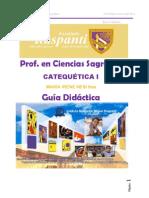 Guia Didactica Catequetica I 2011