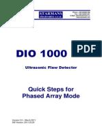 DIO 1000 PA Quick Steps v2.0_EN[1]