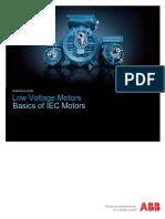 Low Voltage Motors Basics of IEC Motors