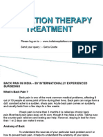 Back Pain Surgery India - Patients Testimonials Of International Patients
