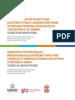 Hidrogeotermalna Elektronska- VODIČ ZA INVEST