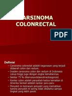 Carsinoma Colon