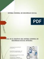 Sistema General de Seguridad Social - Diaposotivas (1)