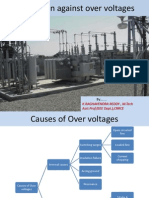 Voltage Surge or Transient Voltage
