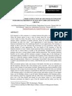 astudyoncustomersatisfactionoflifeinsurancepolicies-130309145402-phpapp02