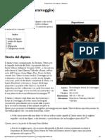Deposizione (Caravaggio) - Wikipedia