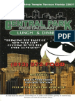 central park 2 lunch and dinner menu