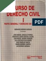 Moreno Q. B.Curso de Derecho Civil I.Tirant lo B0001