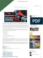 SolidWorks 2014 SP4.0 - Arkanosant Co