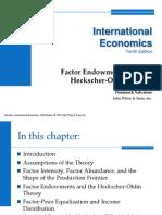 international economics ppt chapter 5