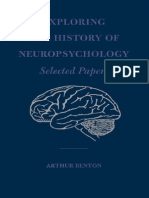 Exploring the History of Neuropsychology-Selected Papers--Benton[2000]
