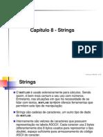 Cap8 Strings (Cadeias de Caracteres)