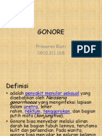 GONORE