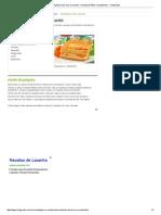 Sanduíche de Forno Crocante - Receita de Pães e Sanduíches - ClickGrátis