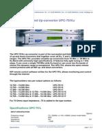 UPC-70-Ku