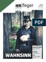 Wahnsinn - Ausgabe 11 2014 des strassenfeger