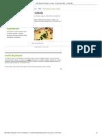 Patê Quente de Queijo e Cebola - Receita de Patês - ClickGrátis