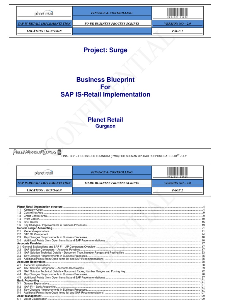 Fico bbp for sap is retail implementation balance sheet expense malvernweather Image collections