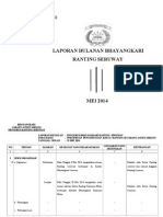 Laporan Bulanan Mei 2014