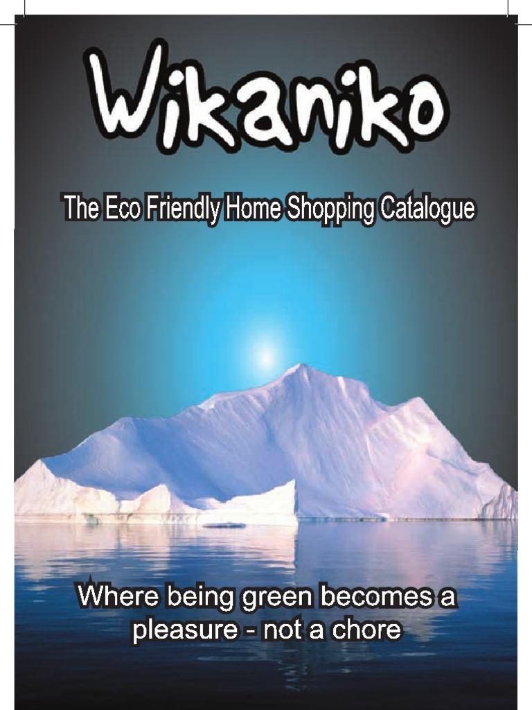 Wikaniko Main Catalogue | Sodium Bicarbonate | Battery Charger