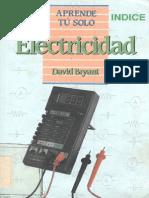 Aprende Tu Solo Electricidad - David Bryant