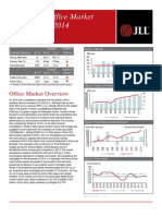 JLL 2014 Q1 Rotterdam Office Market Profile