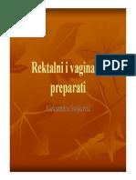 Rektalni i Vaginalni Preparati.ppt Compatibility Mode