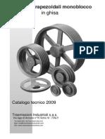 T41-PuleggeTrapezoidali Monoblocco