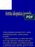 Artrita Idiopatica Juvenila Nov 2009