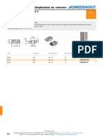 Moeren Hamerkop en Bouten - Aluminium Profielen