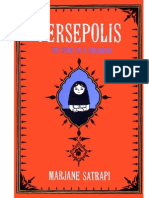 Persepolis 1 - The Story of a Childhood