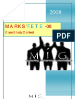 Marks'fete  08